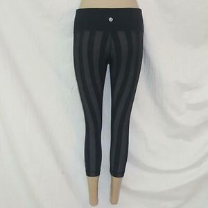 Lululemon Wunder Under Micro Macro Black Vertical